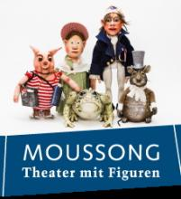 Moussong Theater mit Figuren
